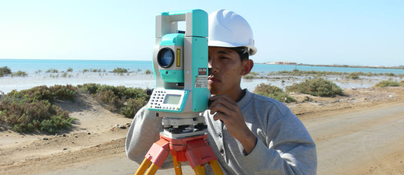 Total Station Training Institute in Hyderabad | Auto level Training